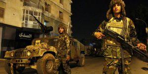Libya'nın Bingazi kentindeki camide patlama
