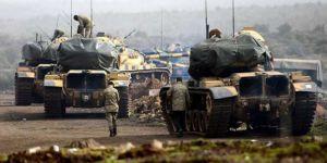 Afrin  İçin Özel Komando Birlikleri Gönderildi