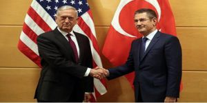 Canikli - Mattis görüşmesi başladı: Gündem Efrin!