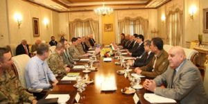 ABD'li üst düzey komutanlardan Kürdistan'a ziyaret
