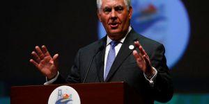 Endamên Kongreya Amerîkayê ji bo Efrînê ji Tillerson re nameyek şand