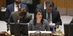 Haley: İran'a Müdahale Zamanı Geldi!