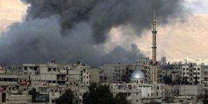 Suriye İnsan Hakları Gözlemevi: Doğu Guta'da 77 sivil öldürüldü