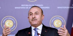 Çavuşoğlu: PKK ve YPG'yi korumak için gelmek isteyenlere izin vermeyiz