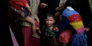 UNICEF:  720 bin Arakanlı ölümün eşiğinde