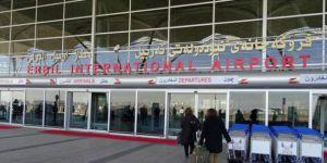 IKYB Havaalanlarına abluka 2 ay uzatıldı