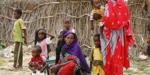 BM:Sudan'da 7 milyondan fazla insan açlık tehlikesi altında