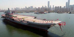 Çin nükleer yakıtlı uçak gemisi inşa etmeyi planlıyor
