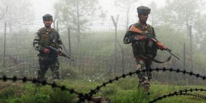 Cammu Keşmir sınırında çatışma