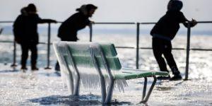 Avrupa'yı saran Sibirya soğuklarında ölü sayısı 55'e ulaştı