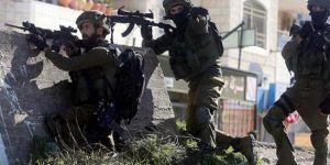 Siyonist İşgalci Askerler Filistinlilere Saldırdı