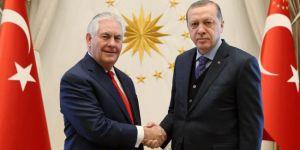 Erdoğan: Tîlerson got em YPG-ê ji Minbîc/Mimbîcê der bixin