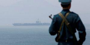 Vietnam kıyılarında 43 yıl sonra ABD'ye ait uçak gemisi