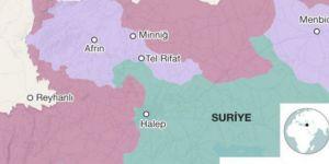 Türkiye, Suriye'de 9 yeni kamp kuruyor