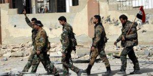 Şam'dan Doğu Guta'ya takviye güç