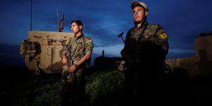 DYE (Dewletên Yekbûyî yên Emerîkayê): Dê YPG di Newala Feratê de Bimîne