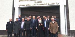 Berlin'deki Süryaniler Ankara'dan destek istedi