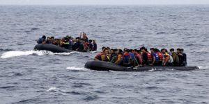 Ölüm denizinden 237 sığınmacı kurtarıldı