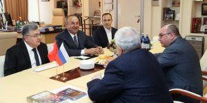 Çavuşoğlu: Türkiye ile ABD arasındaki ilişkiler kopma noktasında
