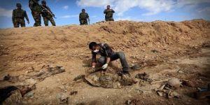 Şengal'de bir toplu mezar daha bulundu