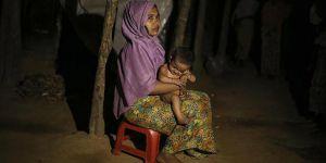 Kanada'dan Rohingyalı Müslümanlara  yardım