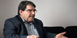 Salih Müslim'den Flaş Afrin Açıklaması