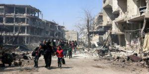 Rusya: 20 bin sivil bu sabah Doğu Guta'dan ayrıldı