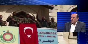 ENKS'den Afrin'nin Düşmesi Üzerine Açıklama