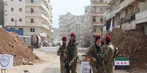 Afrin'de binada patlama: 11 ölü