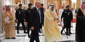 ABD'nin Suriye Finansörü Suudi Arabistan