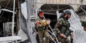 ÖSO'dan Afrin'de yağmalama açıklaması