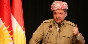 Mesud Barzani: Çözüm için atılan adımlar önemli