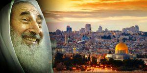 Şeyh Ahmed Yasin 22 Mart 2004'te İsrail füzesiyle şehit oldu