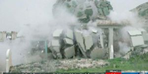 DAİŞ, Kerkük'te türbeye saldırdı