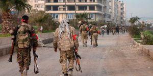 Afrin'de ÖSO'cular çatıştı: 7 ölü