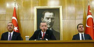 'PKK Şengal'den çıkmazsa operasyona başlarız'