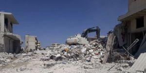 Afrin'de bomba patladı: 6 kişilik aileden kurtulan olmadı