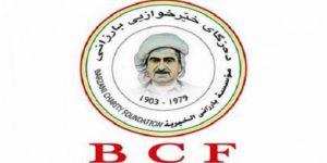 Barzani Yardım Vakfı'ndan Afrinli sığınmacılara yardım eli
