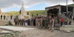 Irak ordusu ile Peşmerge arasında gerginlik