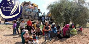 ÖZE DÖNÜŞ'ten Afrin'e Yardım Kampanyası
