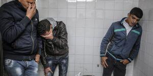İsrail tarlada çalışan Filistinli'yi öldürdü