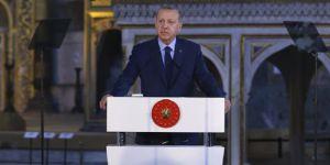 Erdoğan: AKM'yi yıktık, çatlayın, patlayın