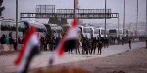 BM: Doğu Guta'dan 130 bin kişi ayrıldı