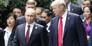 Kremlin: Trump, Putin'i Washington'a davet etti