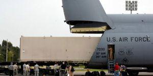 ABD, 39 tonluk zırhlı silah deposunu İncirlik'ten götürdü