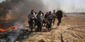 Almanya: Gazze'deki müdahaleyi endişeyle izliyoruz