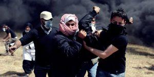 5 Filistinli şehit oldu!