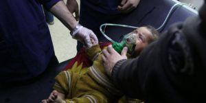 Doğu Guta'da yine kimyasal saldırı iddiası