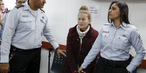 'Filistin'in cesur kızı'na İsrailli sorguculardan taciz ve tehdit
