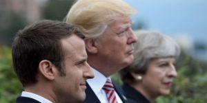 ABD, Fransa ve İngiltere'den Suriye'ye operasyon hazırlığı